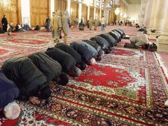 Rugăciunea pentru musulmani