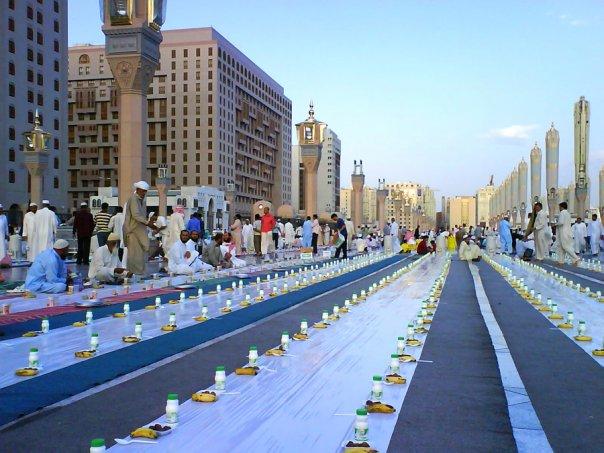 Femeia în timpul Ramadanului