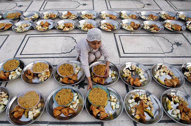 Postul lunii Ramadan